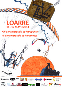 cartel de loarre 2013